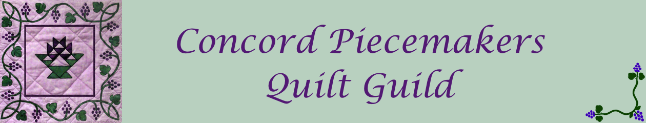 Concord Piecemakers Quilt Guild